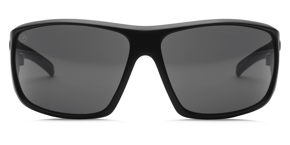f36a037d61 Electric Backbone sunglasses - matte black m grey polarized. Larger   More  Photos