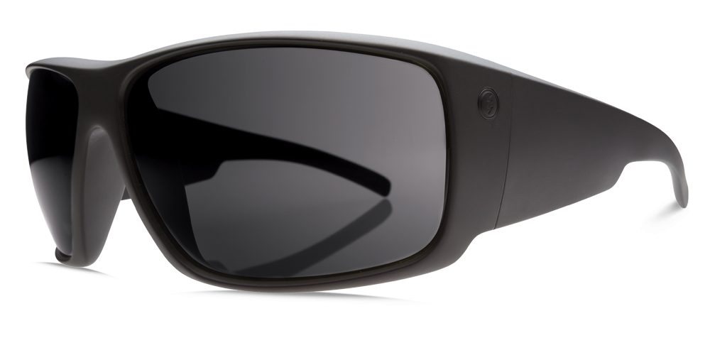 96d1304ded Electric Backbone sunglasses - matte black m grey polarized