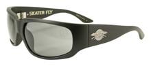Black Flys Jay Adams Skater Fly sunglasses - matte black