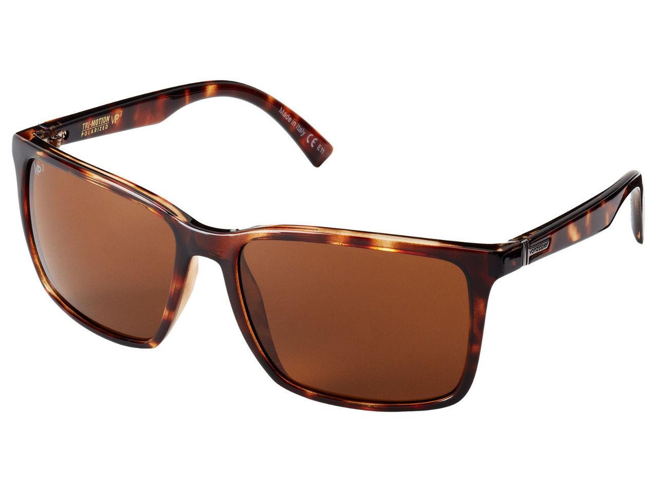 d8e324b8ba4be Add to Wish List. Click the button below to add the Von Zipper Lesmore  Sunglasses - Tobacco Tortoise - Bronze Polar ...