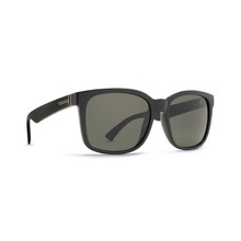 Von Zipper Howl Sunglasses - Black Gloss - Vintage Grey - BKV