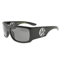 Black Flys Racer Fly Sunglasses - Shiny Black / Polarized