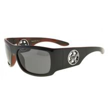 Black Flys Racer Fly Sunglasses - Black - Red / Polarized