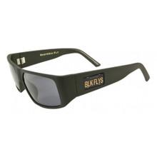 Black Flys Santeria Fly / Cali Plate Sunglasses - Matte Black / Smoke
