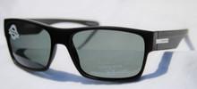Hoven Future Sunglasses - Matte Black - Grey Polarized - 67-0202