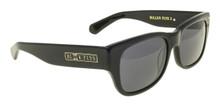 Black Flys Sullen Fly 2 Sunglasses - shiny black - polarized