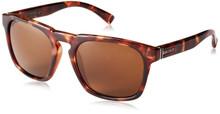 Von Zipper Banner Sunglasses - Tobacco Tort - Bronze Polar - BANOBP
