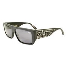 Black Flys Sci Fly 4 Sunglasses - Matte Black - Smoke Polarized