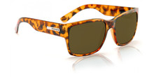 Hoven Mosteez Sunglasses - Animal Tort - Brown Polarized