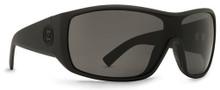 Von Zipper Berzerker Sunglasses - Black Gloss - Vintage Grey - BKV