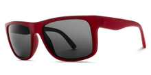 Electric Swingarm Sunglasses - Alpine Red - Melanin Grey - 129-54020