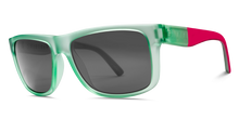 Electric Swingarm Sunglasses - Sea Foam - Melanin Grey - 129-56020