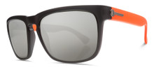 Electric Knoxville Sunglasses - Mod Warm Red - Melanin Grey Silver Mirror - 90-50121