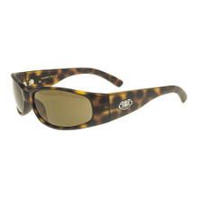 Black Flys Micro 2 Sunglasses - Matte Tort - Brown Lens