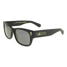Black Flys Sullen 2 Sunglasses - Matte Black  - Smoke Lenses
