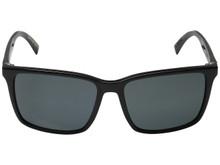 Von Zipper Lesmore Sunglasses - Black Gloss - Wildlife Glass Polar - LES-BGX