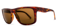 Electric Swingarm XL Sunglasses - Matte Tortoise - OHM Bronze - 159-13939