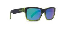 Von Zipper Fulton Sunglasses - Frostbyte Mt Black Lime - FUL-BHA