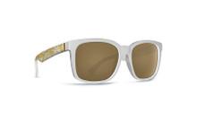 Von Zipper Howl Sunglasses - Party A2 - White - HOW-PYW