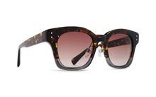 Von Zipper Belafonte Sunglasses - Tort Line Grey - Brown Gradient - BEL-HTB