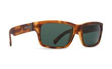 Von Zipper Fulton Sunglasses - Satin Tortoise - Vintage Grey - FUL-TOR
