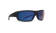 Von Zipper Scissorkick Sunglasses - Charcoal Satin -  Grey Poly Polar - SCI-CSP