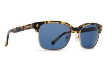 Von Zipper Mayfield Sunglasses - Blotch Tortoise - Navy - MAY-TBV