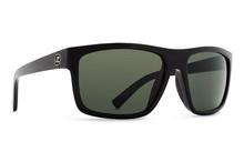 Von Zipper Speedtuck Sunglasses - Black Gloss - Grey - SPE-BKG