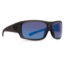 Von Zipper Suplex Sunglasses - Charcoal Satin - Astro Glo Polar - SUP-CSP
