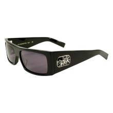 Black Flys Fly Detector sunglasses - gloss black/ polarized