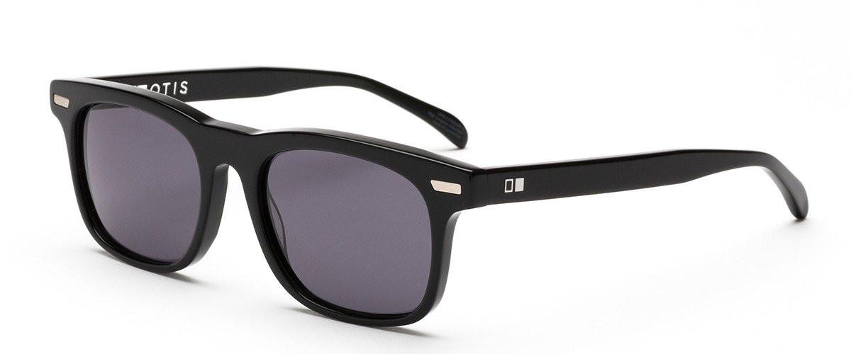 c4c91225ec Otis Trendwell Sunglasses - Black - Grey Glass Polarized