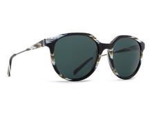 Von Zipper Hyde Sunglasses - Horn Gunmetal Satin - Grey - HYD-HOG