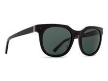 Von Zipper Wooster Sunglasses - Black - Vintage Grey - WOO-BKV