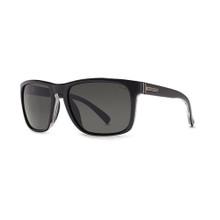 Von Zipper Lomax Sunglasses - Black Crystal - WL + Vintage Grey Polar - LOM-PBU