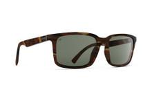 Von Zipper Pinch Sunglasses - Tobacco Tortoise - Vintage Grey Polar PIN-OVP