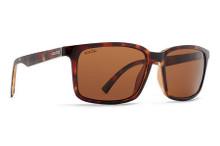 Von Zipper Pinch Sunglasses - Tobacco Tort - Wild Bronze Polar - PIN-POB