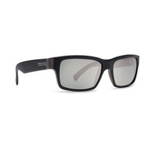 Von Zipper Fulton Sunglasses - Black Silver - FUL-BKN