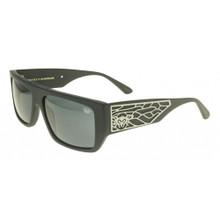 Black Flys Sci Fly 7 Sunglasses - Matte Black - Smoke Polar