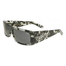 Black Flys Fly Detector Sunglasses - Cookies N Cream - Smoke Polarized