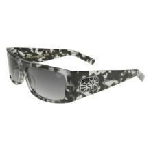 Black Flys Fly Detector Sunglasses - Cookies N Cream - Smoke Gradient