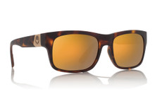 Dragon Tailback H2O Sunglasses - Matte Tortoise Gold