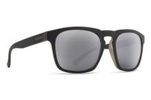 Von Zipper Banner Sunglasses - Matte Black - Silver - BAN-BKN