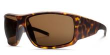 Electric Backbone S Sunglasses - Matte Tortoise - OHM M1 Bronze Pol - 147-13943