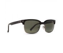 Von Zipper Mayfield Sunglasses - Black Satin - Grey Polar - MAY-BSP