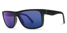 Electric Swingarm Sunglasses - Matte Black - M2 Blue Polar - 129-1065