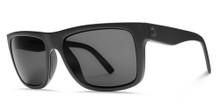 Electric Swingarm S Sunglasses - Matte Black - M Grey + - 152-1071