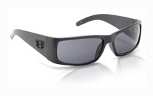 Hoven The One - black on black/ polarized