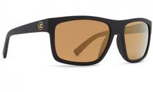 Von Zipper Speedtuck Sunglasses - Black - Gold Chrome - SPE-BKD