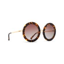 Von Zipper Fling Sunglasses - Tortoise - Bronze Gradient - FLI-TBD