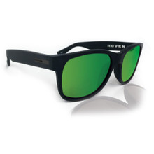 Hoven Lil' Risky Sunny Planet - Matte Black - Green Chrome Polar - 93-7864